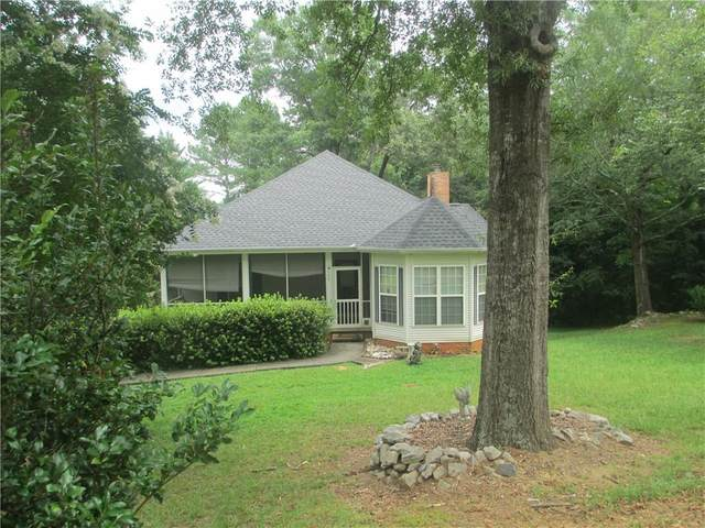 109 Hunters Trail, Walhalla, SC 29691 (MLS #20242129) :: The Powell Group