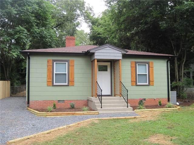1013 Elizabeth Street, Anderson, SC 29624 (MLS #20242139) :: The Powell Group