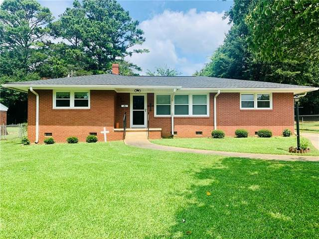 107 George Street, Abbeville, SC 29620 (MLS #20242146) :: Tri-County Properties at KW Lake Region
