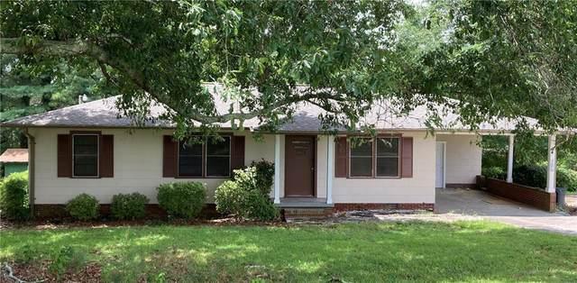 1428 S Walnut Street, Seneca, SC 29678 (MLS #20242178) :: Tri-County Properties at KW Lake Region
