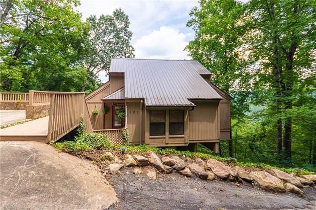 103 Stone Creek Court, Pickens, SC 29671 (MLS #20242190) :: Lake Life Realty