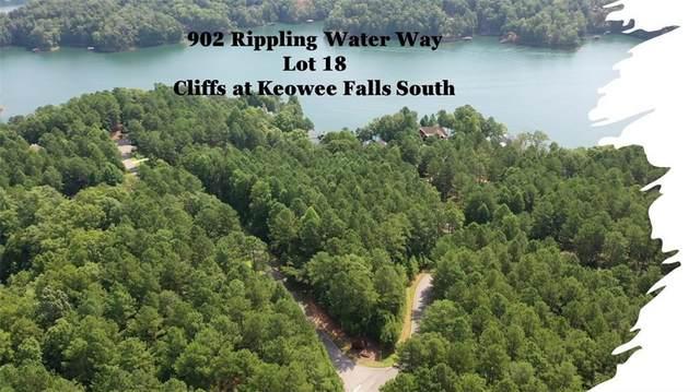 902 Rippling Water Way, Salem, SC 29676 (MLS #20242202) :: Les Walden Real Estate