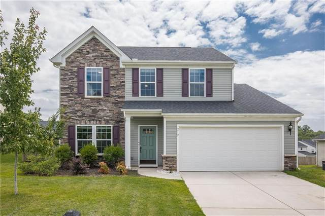 212 Picketts Mill Drive, Piedmont, SC 29673 (MLS #20242234) :: Les Walden Real Estate