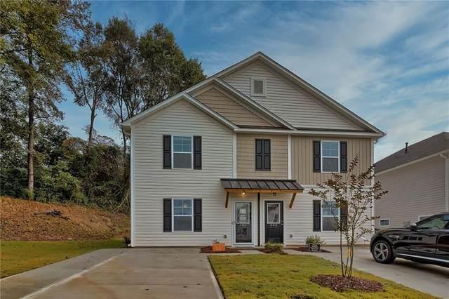 305 Noble Lane, Pendleton, SC 29670 (MLS #20242304) :: Les Walden Real Estate