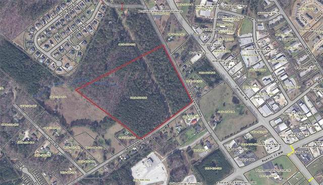 615 Old Abbeville Highway, Greenwood, SC 29649 (MLS #20242347) :: The Powell Group