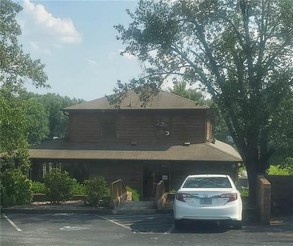 4144 Clemson Boulevard, Anderson, SC 29621 (MLS #20242375) :: Tri-County Properties at KW Lake Region