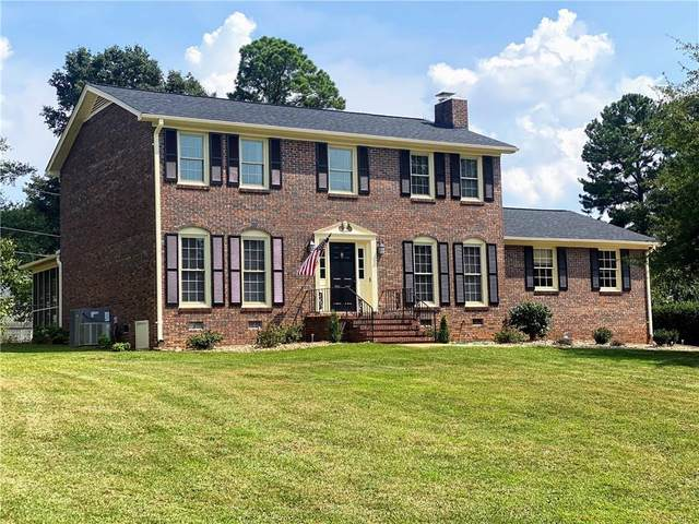 207 Oak Knoll Terrace, Anderson, SC 29621 (MLS #20242423) :: Tri-County Properties at KW Lake Region