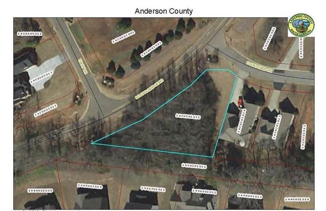 100 Courtyard Drive, Anderson, SC 29621 (MLS #20242425) :: The Powell Group