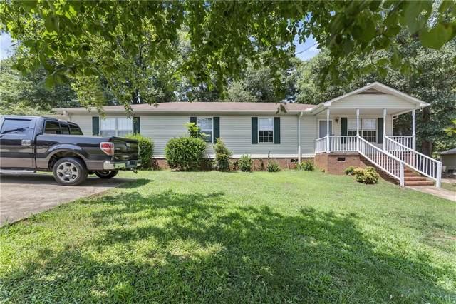1803 + 1805 E Calhoun Street, Anderson, SC 29621 (MLS #20242451) :: Les Walden Real Estate