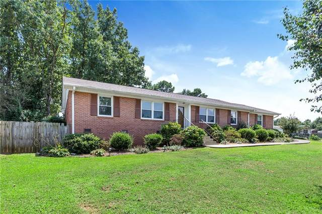 106 Inlet Drive, Anderson, SC 29625 (MLS #20242493) :: The Powell Group
