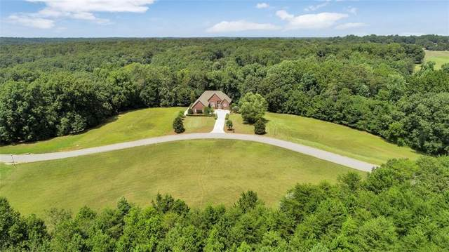 110 Topsail Drive, Anderson, SC 29625 (MLS #20242520) :: Tri-County Properties at KW Lake Region