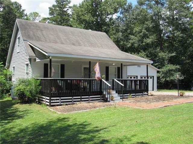 942 N Crestview Drive, Seneca, SC 29678 (MLS #20242526) :: Les Walden Real Estate