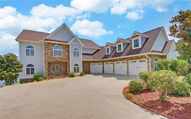 56 York Shores Drive, Hartwell, GA 30643 (MLS #20242558) :: The Powell Group