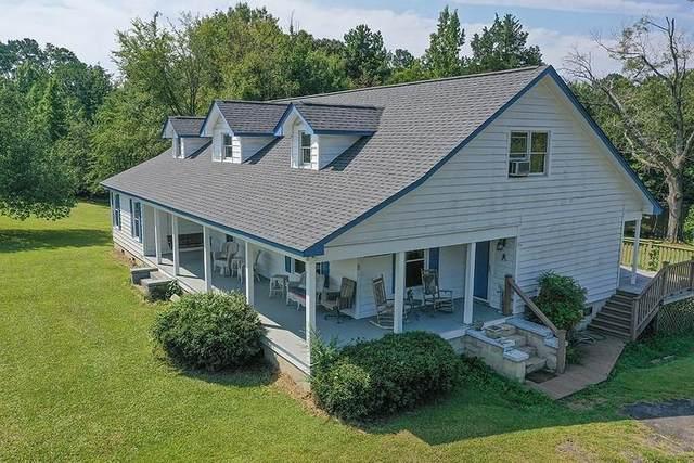 43 Cannon Road, Abbeville, SC 29620 (MLS #20242602) :: Les Walden Real Estate