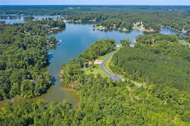 Lot 1 Landings Run, Abbeville, SC 29620 (MLS #20242618) :: Les Walden Real Estate