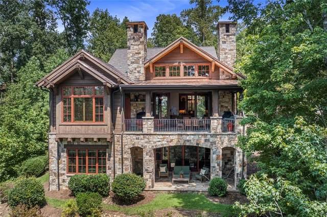 168 Ridge Top Lane, Salem, SC 29676 (MLS #20242623) :: Les Walden Real Estate