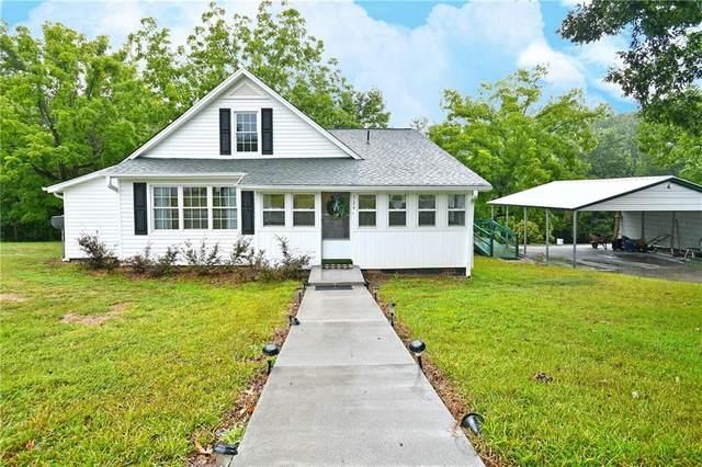 529 Mile Creek Road, Pickens, SC 29671 (MLS #20242633) :: Les Walden Real Estate