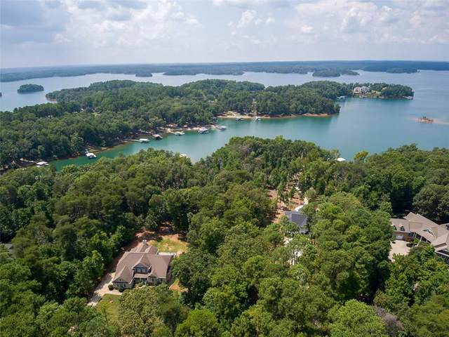 0.15 Chapelwood Drive, Anderson, SC 29625 (MLS #20242660) :: The Freeman Group