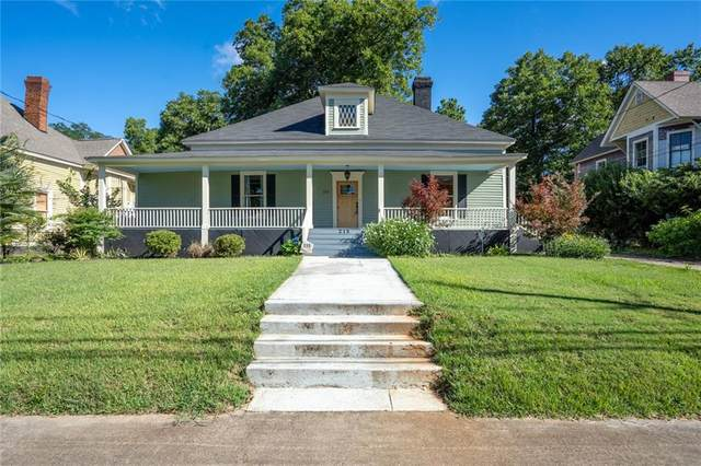 215 E Franklin Street, Anderson, SC 29624 (MLS #20242676) :: The Powell Group