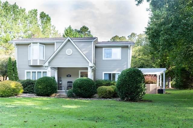 109 Brook Lane, Seneca, SC 29672 (MLS #20242690) :: The Freeman Group