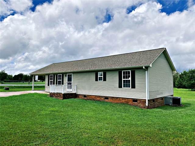 1101 Sexton Gin Road, Starr, SC 29684 (MLS #20242731) :: The Powell Group