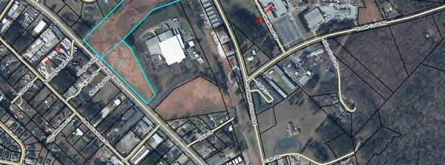 1700 Blue Ridge Boulevard, Seneca, SC 29672 (MLS #20242742) :: The Powell Group