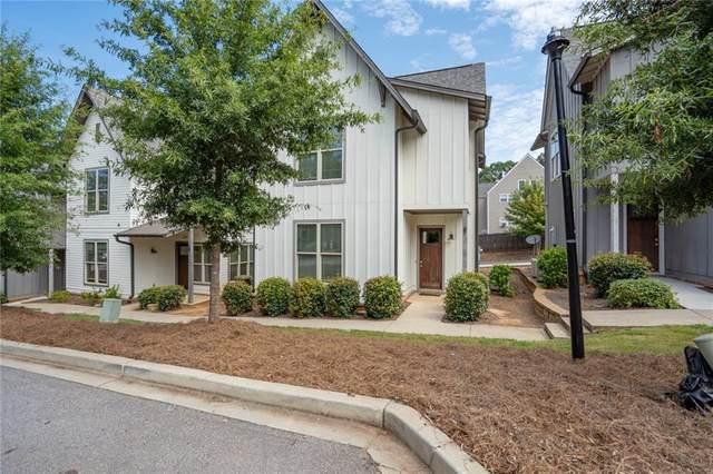 87 Calhoun Street, Clemson, SC 29631 (MLS #20242752) :: Tri-County Properties at KW Lake Region