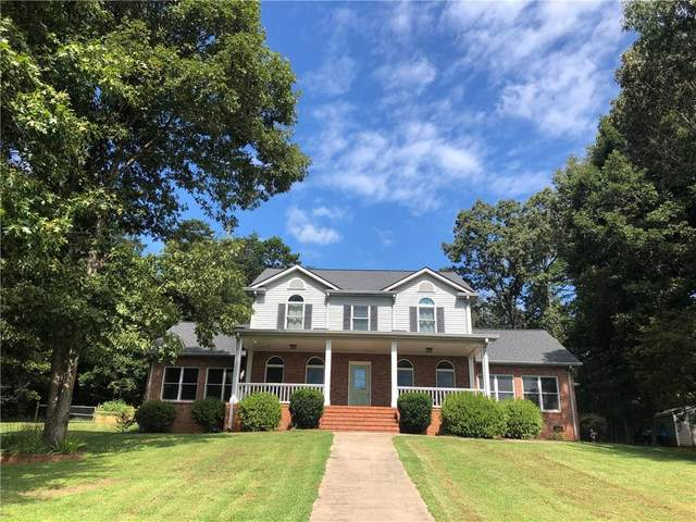 251 Colonels Road, Pendleton, SC 29670 (MLS #20242756) :: The Powell Group