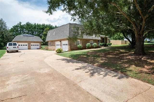 1006 White Oak Drive, Anderson, SC 29621 (MLS #20242764) :: Renade Helton