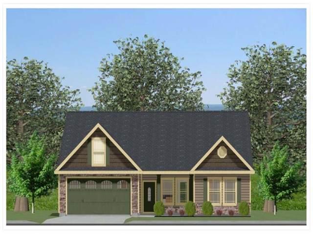 202 Westbrook Drive, Belton, SC 29627 (MLS #20242776) :: Tri-County Properties at KW Lake Region
