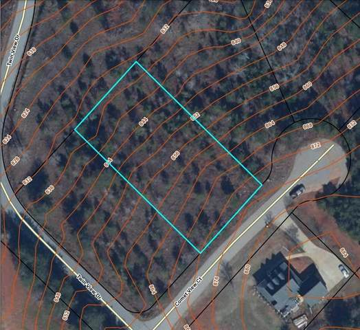 Lot 2 Comet View Court, Westminster, SC 29693 (MLS #20242784) :: The Freeman Group