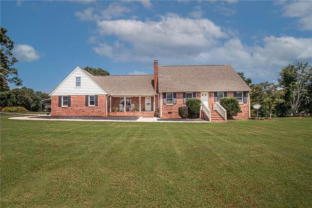 1301 White Oak Drive, Anderson, SC 29621 (MLS #20242795) :: Tri-County Properties at KW Lake Region