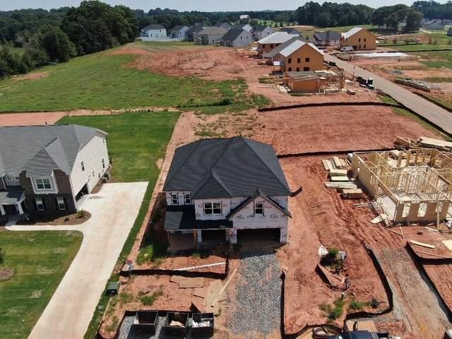 402 N Oak Crest Drive, Belton, SC 29627 (MLS #20242817) :: Tri-County Properties at KW Lake Region