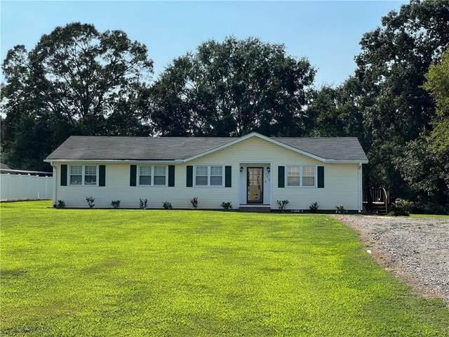 1219 Old River Road, Piedmont, SC 29673 (MLS #20242827) :: Les Walden Real Estate