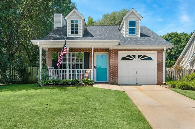 1 Southcreek Drive, Travelers Rest, SC 29690 (#20242848) :: DeYoung & Company