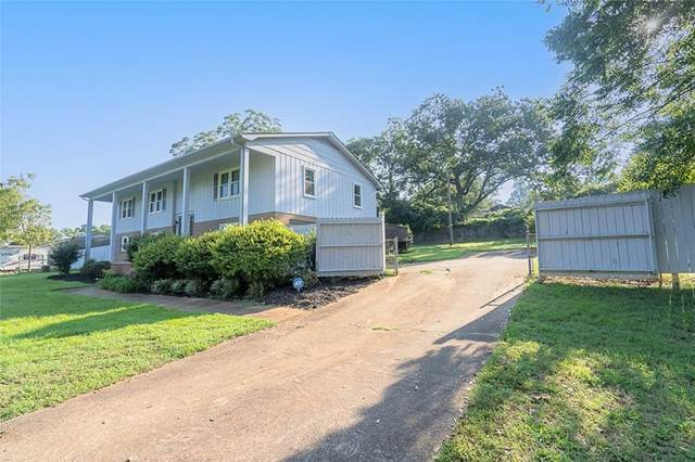 408 Mt. Airy Church Road, Easley, SC 29642 (MLS #20242882) :: The Powell Group