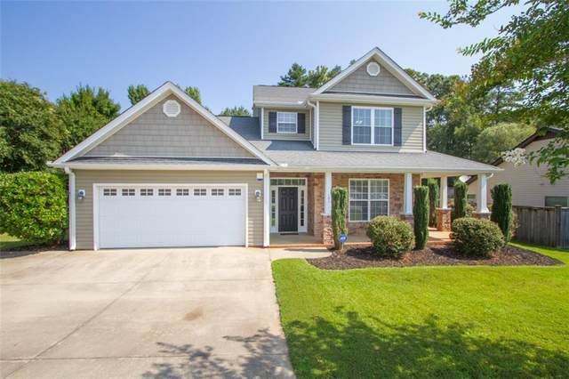 101 Tropical Way, Anderson, SC 29621 (MLS #20242889) :: The Freeman Group