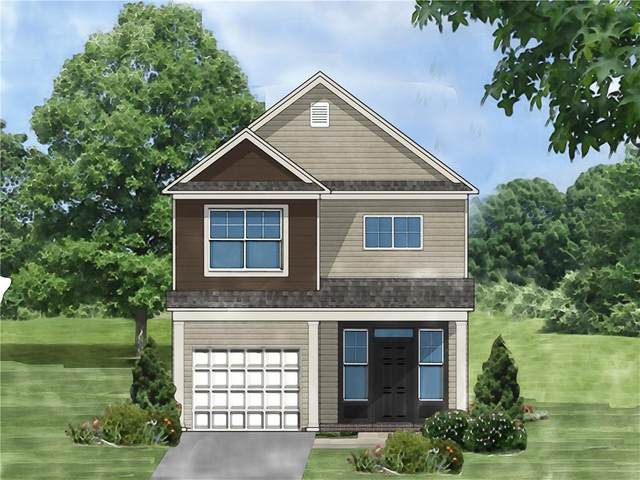 155 Highland Park Court, Easley, SC 29640 (#20242894) :: DeYoung & Company