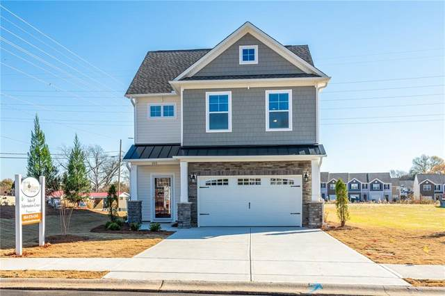 153 Highland Park Court, Easley, SC 29640 (#20242897) :: DeYoung & Company
