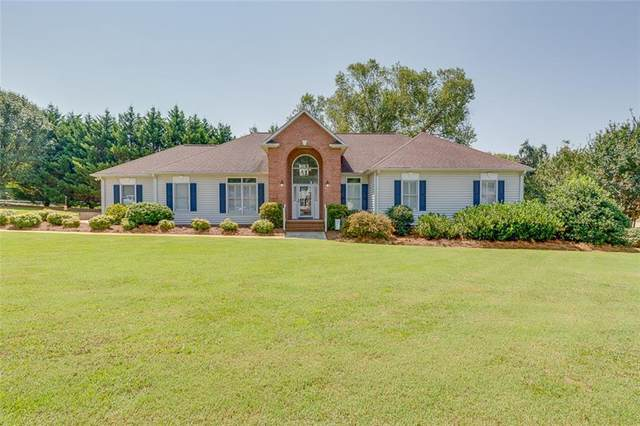 212 Fairfax Road, Easley, SC 29642 (MLS #20242898) :: The Powell Group
