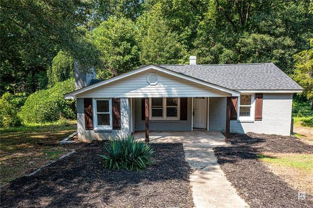 232 S Church Street, Pickens, SC 29671 (MLS #20242900) :: Les Walden Real Estate