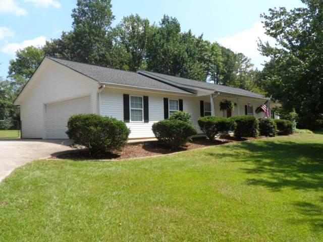 1004 Jody Drive, Seneca, SC 29678 (MLS #20242902) :: Les Walden Real Estate