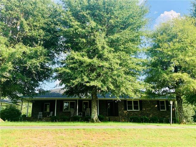 999 Old Calhoun Falls Road, Abbeville, SC 29620 (MLS #20242911) :: The Powell Group
