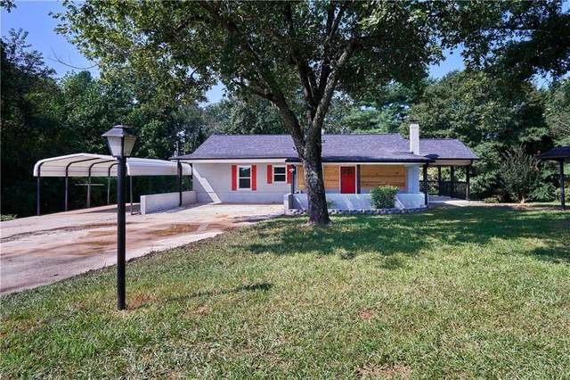 321 Chesapeake Trail, Pickens, SC 29671 (MLS #20242916) :: The Freeman Group