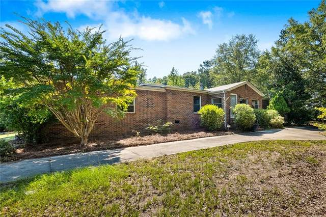 573 Fort Lindley Road, Laurens, SC 29360 (MLS #20242931) :: The Powell Group