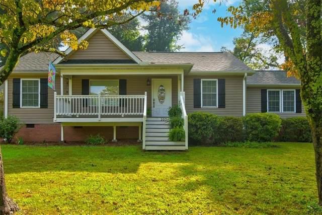 107 Hillcrest Circle, Easley, SC 29640 (MLS #20242949) :: Lake Life Realty