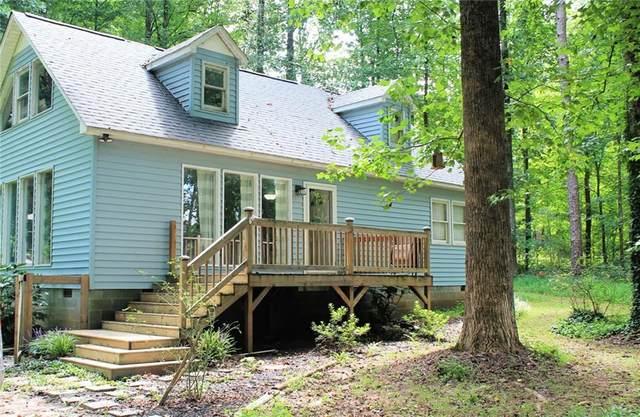 560 Hunter Mill Road, Liberty, SC 29657 (MLS #20242964) :: Lake Life Realty