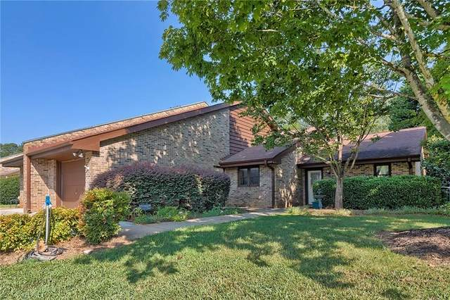 1 Birch Place, Clemson, SC 29631 (MLS #20243044) :: Tri-County Properties at KW Lake Region