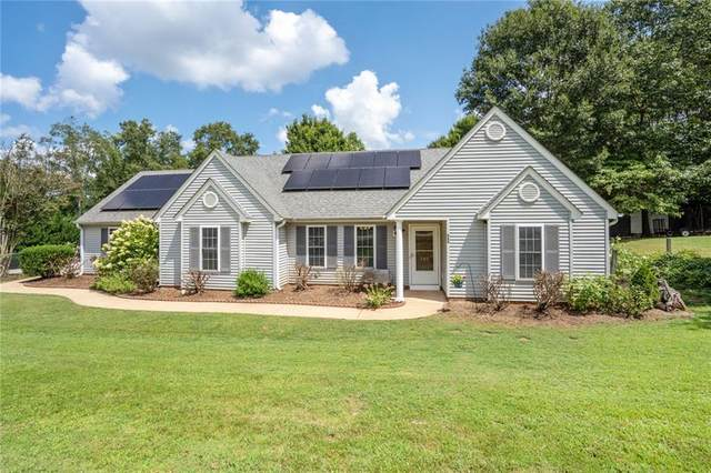 320 Wood Street, Central, SC 29630 (MLS #20243052) :: The Freeman Group