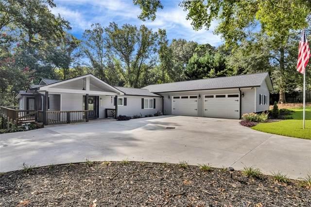 510 Arrowhead Drive, Lavonia, GA 30553 (MLS #20243076) :: Prime Realty